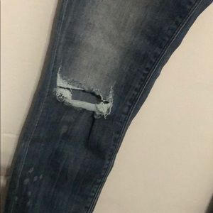 Express Jeans - Express mid rise leggings size 6S